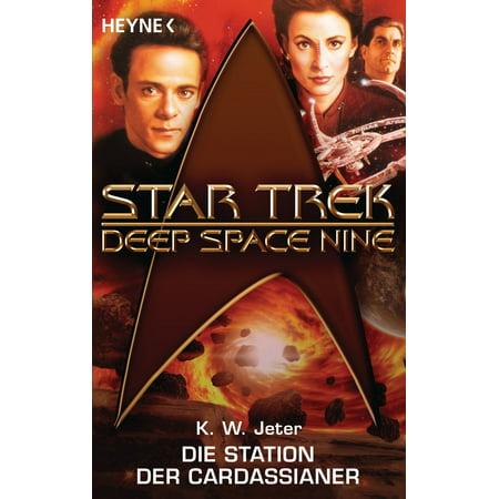 Star Trek - Deep Space Nine: Die Station der Cardassianer - (Death Star Space Station)