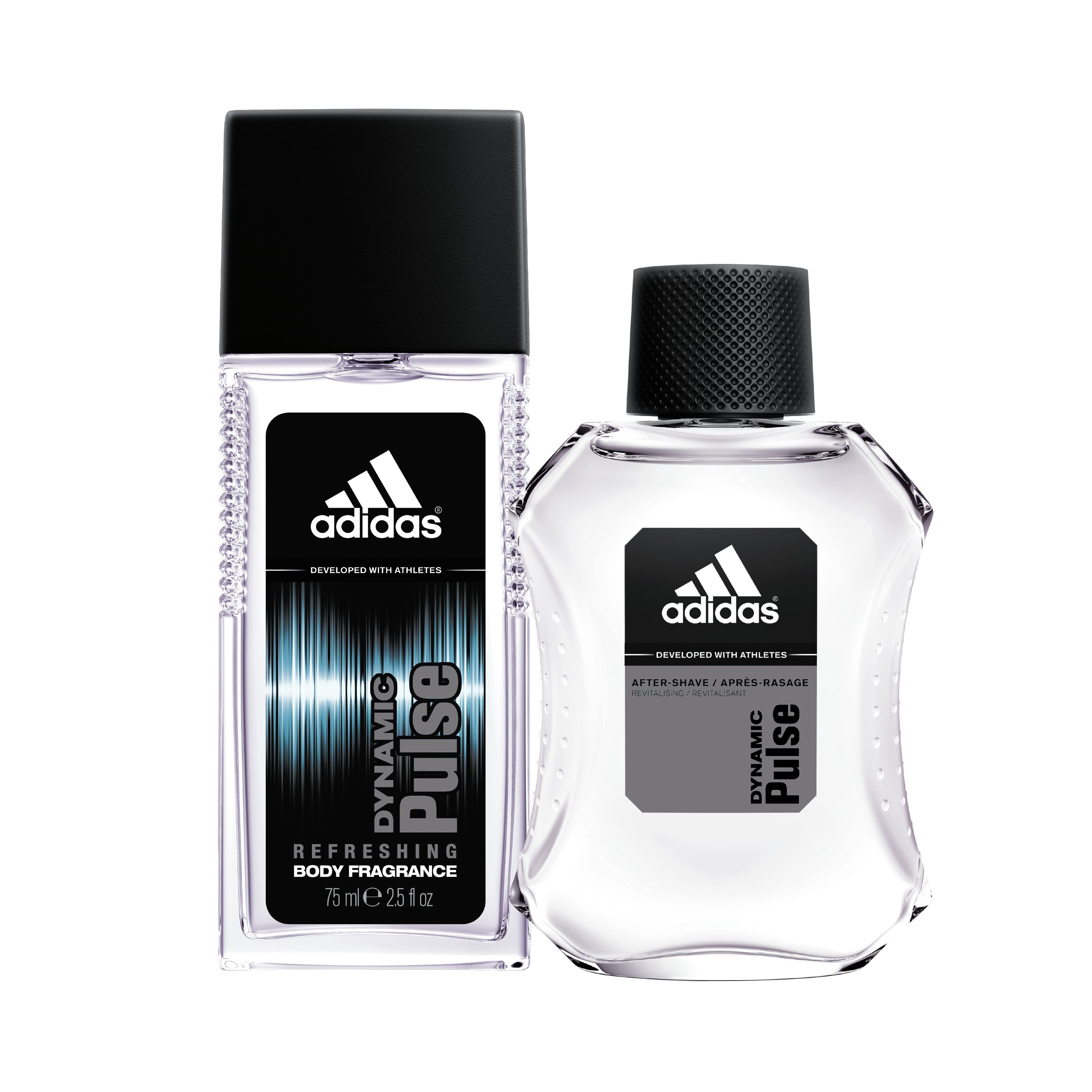 free shipping e1b9e 314ff Adidas Dynamic Pulse Body Spray   Aftershave, Holiday Fragrance Gift Set  for Men, 2 pc