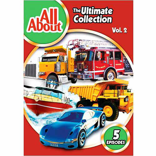 All About Volume 2 (1 DVD)