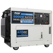 Best Diesel Generators - Pulsar 5,000 Watts Closed Frame Diesel-Powered Generator Review