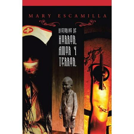 Historias De Amor, Horror Y Terror - eBook - Decoracion De Halloween De Terror
