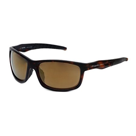 Harley-Davidson Official Designer Sunglasses HD0632S-52G in Tortoise Frame with Gold-Mirror Lens ()