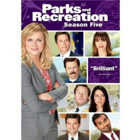 Parks & Recreation: Season Five (DVD)