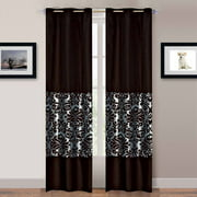 Somerset Home Katrina Grommet Curtain Panels, Set of 2