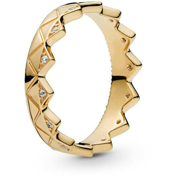 PANDORA Exotic Crown Ring - Pandora Shine - 58