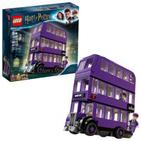 403-Pcs LEGO Harry Potter The Knight Bus Triple Decker Toy Bus Deals