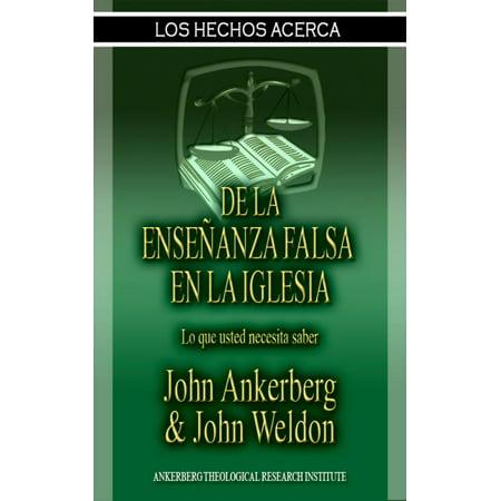 Los Hechos Acerca De La Enseñanza Falsa En La Iglesia - eBook - Acerca De Halloween