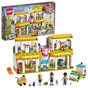 Lego Friends 41320 Heartlake Frozen Yogurt Shop Walmartcom