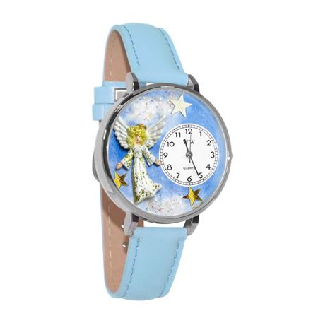 Whimsical Gifts Angel Watch in Silver (Large) - image 1 of 1