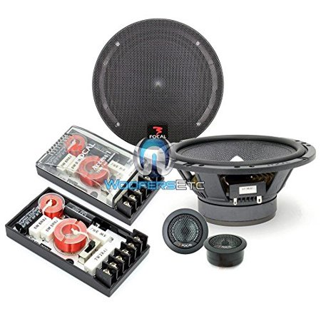 Components Focal Access (Focal Access 165 A1 6.5-Inch 2-Way Component Speaker Kit )
