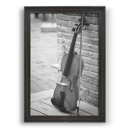 Wall26 Framed Wall Art Prints Violin Against A Brick Modern Home Decoration
