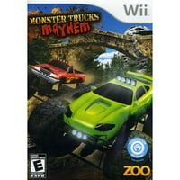 Monster Trucks Mayhem - Wii