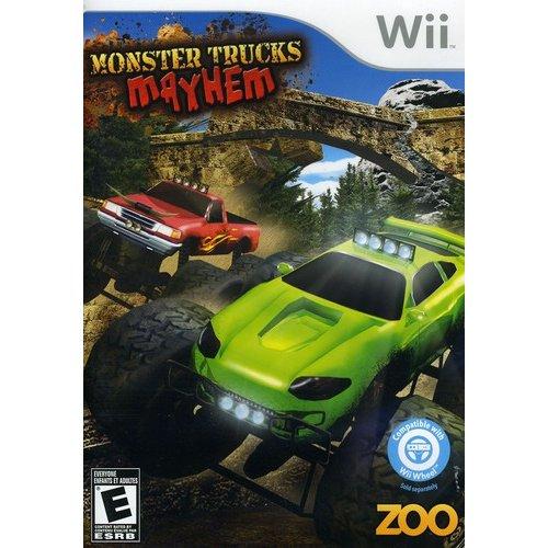 Monster Truck Mayhem (Wii)