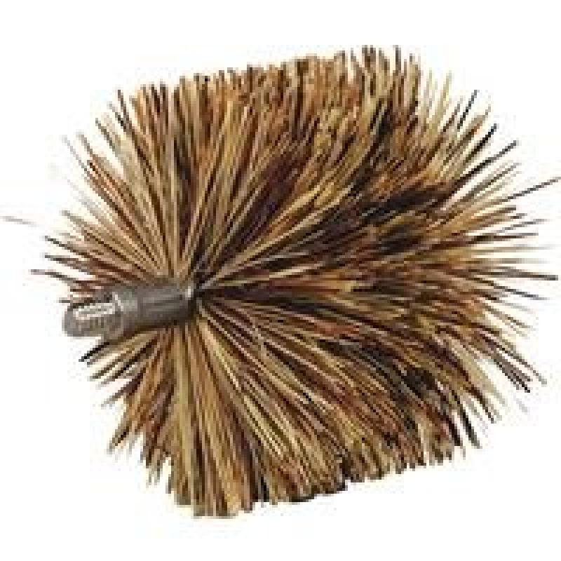 Meeco Mfg. Co. Inc. 4Inches Pellet Stove Brush 84333 2Pk
