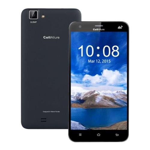 CellAllure Cool 5.5? QHD IPS/ Dual SIM/ 4G (HPSD+)/ Factory Unlocked Android Smartphone