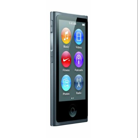 Apple iPod Nano 16GB (7th Generation)with touch-screen ...