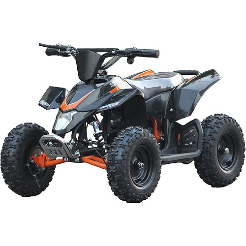 MotoTec 24V Mini Quad V3, Black