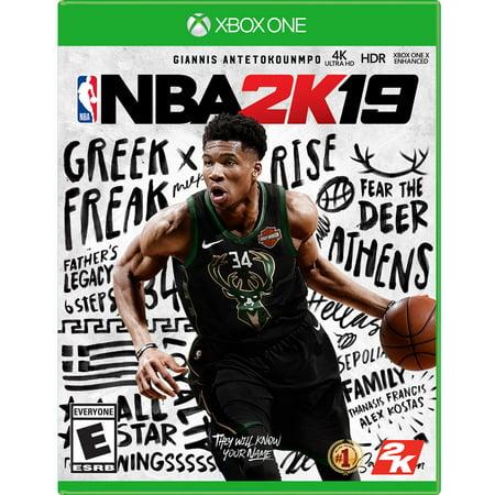 NBA 2K19, 2K, Xbox One, REFURBISHED/PREOWNED