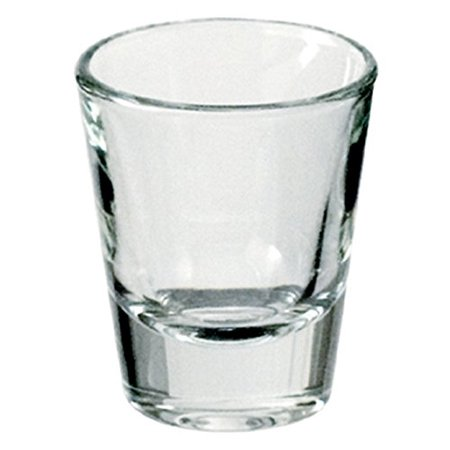 Custom Shot Glass (Anchor Hocking 1.5oz Heavy Base Shot Glass, 12pc)