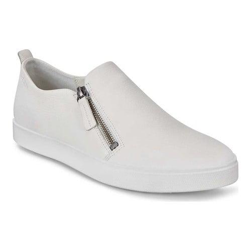 ECCO Gillian Side Zip Sneaker - Walmart
