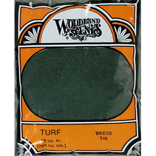Woodland Scenics WS 46 Fine Turf - Bag - Weeds