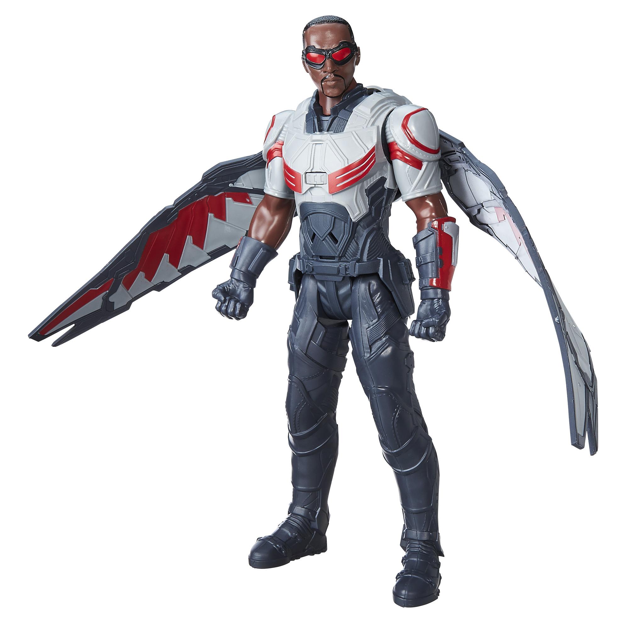 Marvel's Titan Hero Series Falcon Electronic Figure
