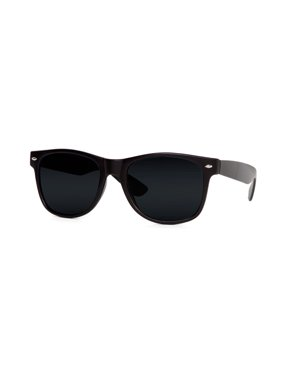 dd2a66382dc61 Product Image Blues Brothers horn-rimmed Dark Black Sun Glasses
