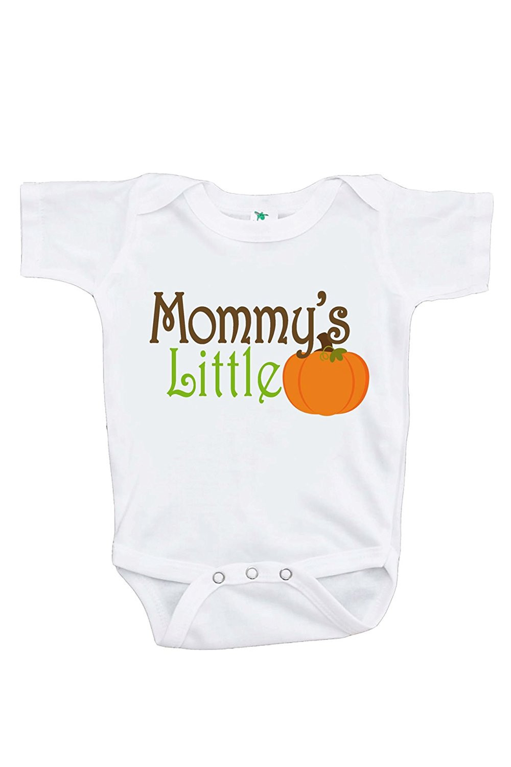 Custom Party Shop Baby's Mommy's Little Pumpkin Onepiece - 0-3 Month Onepiece