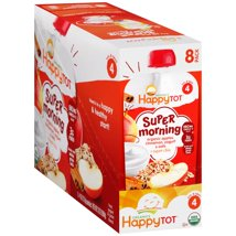 Baby Food: Happy Tot Super Morning
