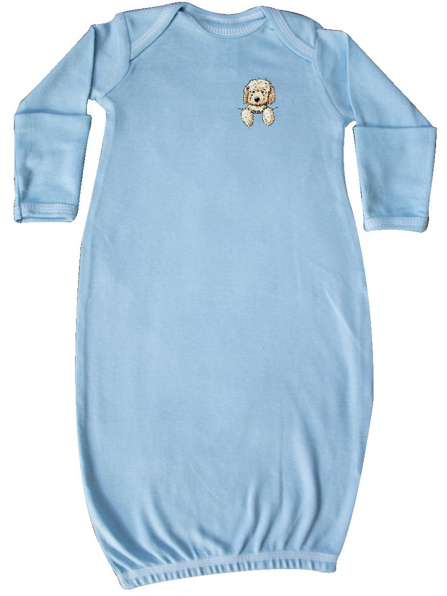 Pocket Goldendoodle Newborn Layette - KiniArt