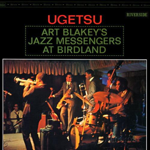 Art Blakey & Jazz Messengers Ugetsu [Vinyl] by