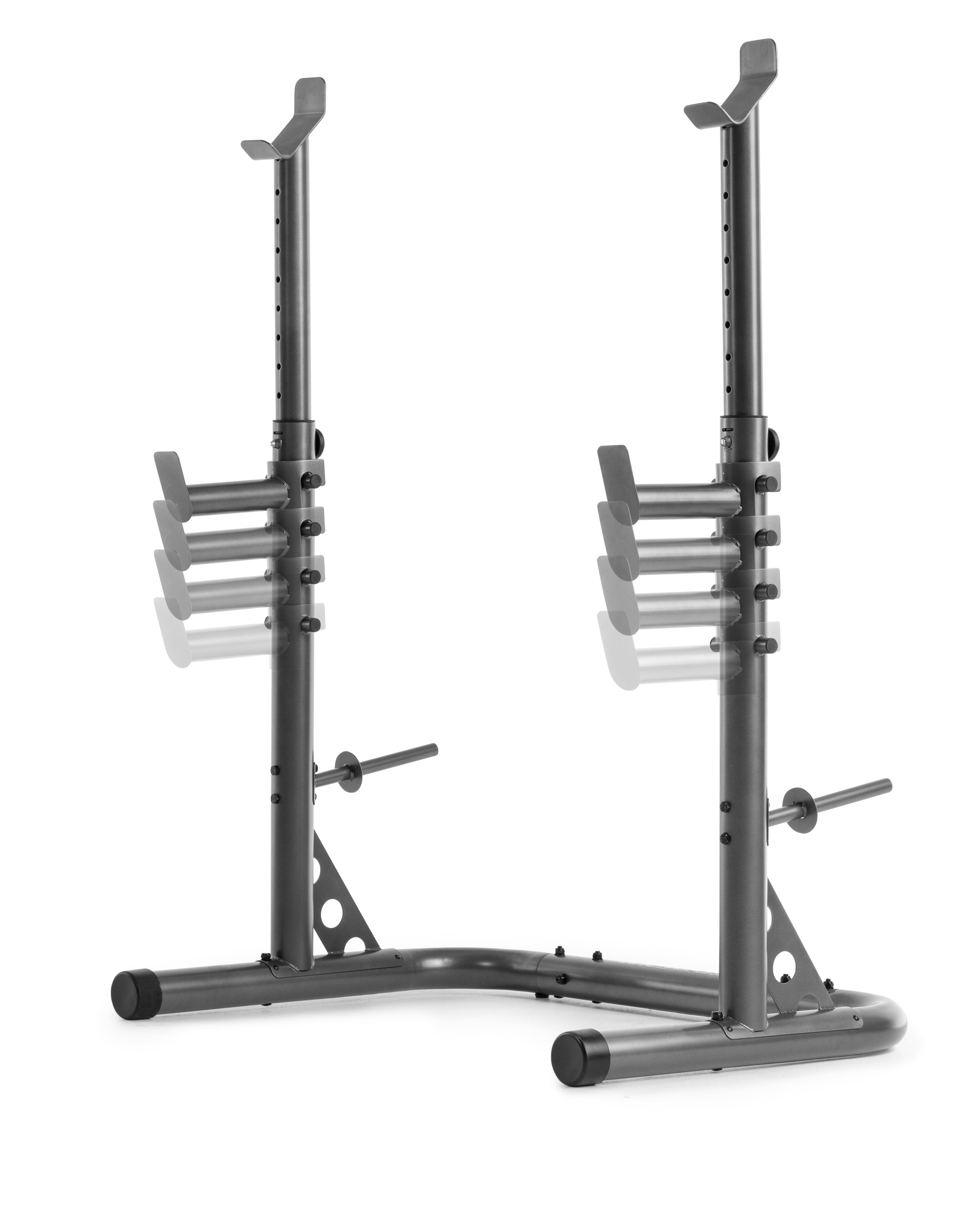 Gold/'s Gym XRS 20 Olympic Utility Bench Weight Home Gym Total Body Workout Set