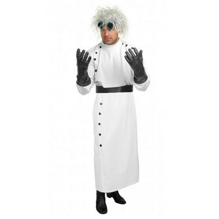 Halloween Mad Scientist Adult Costume