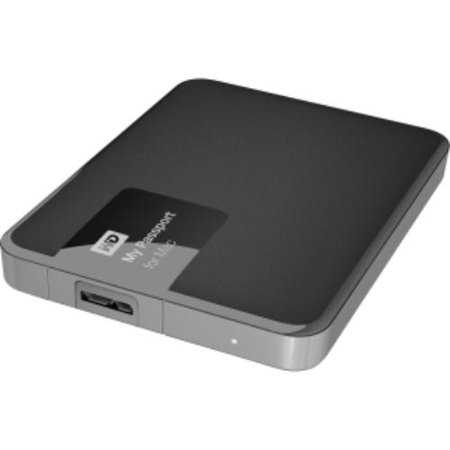 my passport external hard drive how to use