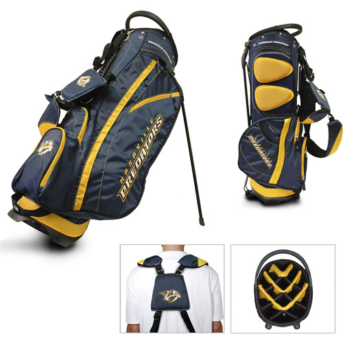 Team Golf NHL Nashville Predators Fairway Golf Stand Bag