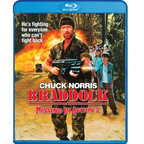 Braddock: Missing In Action III (Blu-ray)