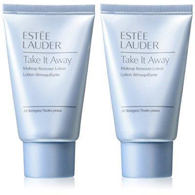 estee lauder take it away makeup remover lotion 1 oz * 2 (total 2 fl oz)
