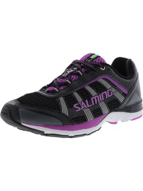 Salming Women's Distance A3 Black Ankle-High Running Shoe - 6M
