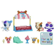 Littlest Pet Shop Ice Cream Frenzy Set
