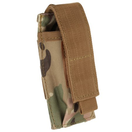 Tactical Single Magazine Pouch Pistol Rifle Outdoor Gear Accessary Pouch Oxford Fabric ()