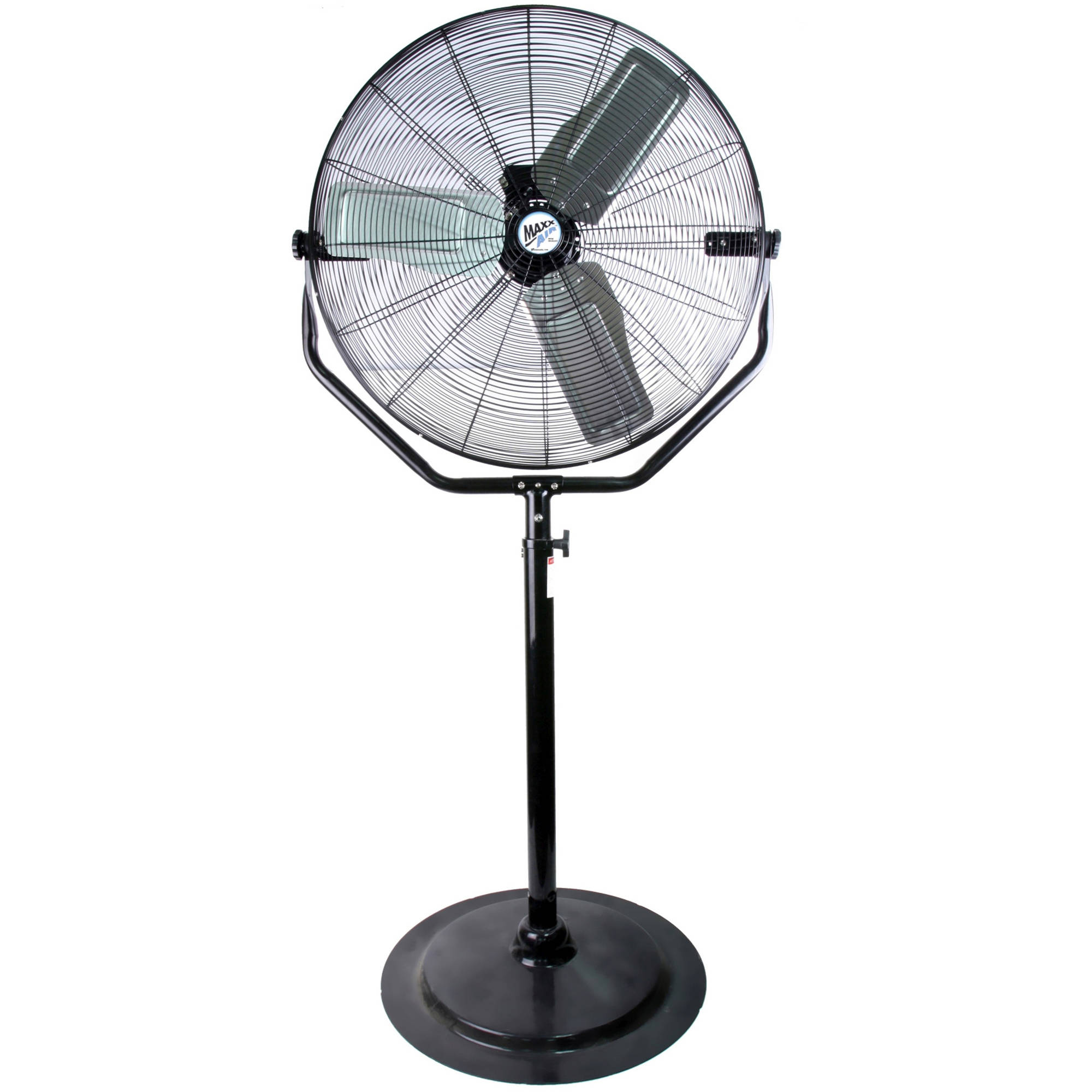 "MaxxAir 30"" Yoke Pedestal Fan"
