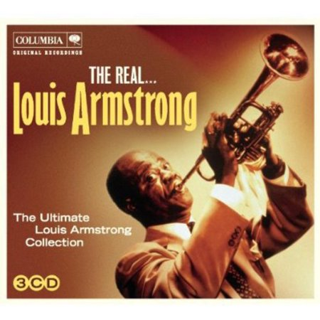 Real Louis Armstrong (CD)