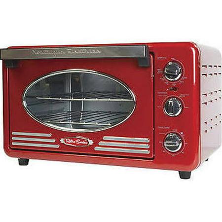 Nostalgia Retro 12-Slice Convection Toaster Oven ()