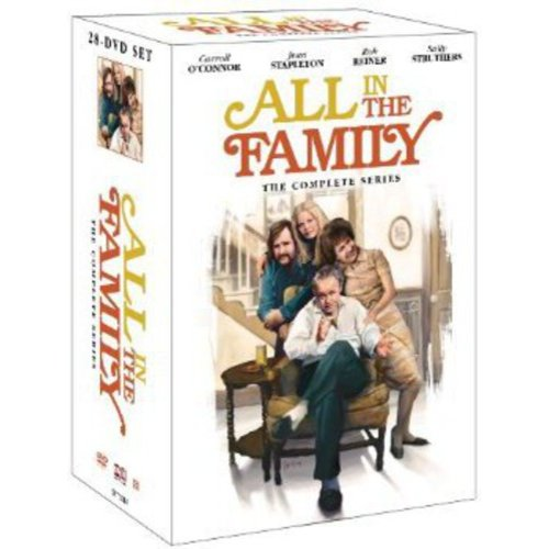 All In The Family: The Complete Series - 1970 - 1979