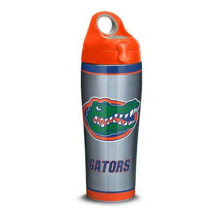NCAA Florida Gators Tradition 24 oz Stainless Steel Water Bottle with lid Florida Gators Bottle