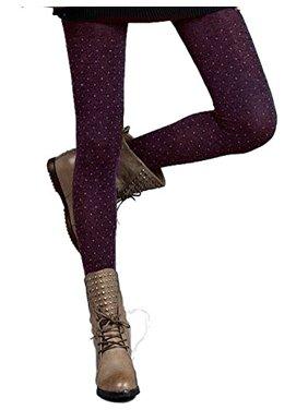 49bb40882bc21 Product Image Lian LifeStyle Women's Fashion Stretch Legging One Size L  (Black)