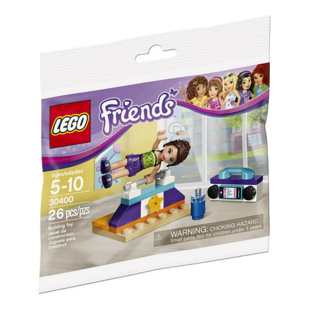 LEGO Friends Gymnastics Bar Mini Set 30400 (Lego Mine Set)