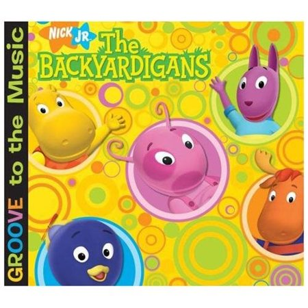 Backyardigans Groove to the -