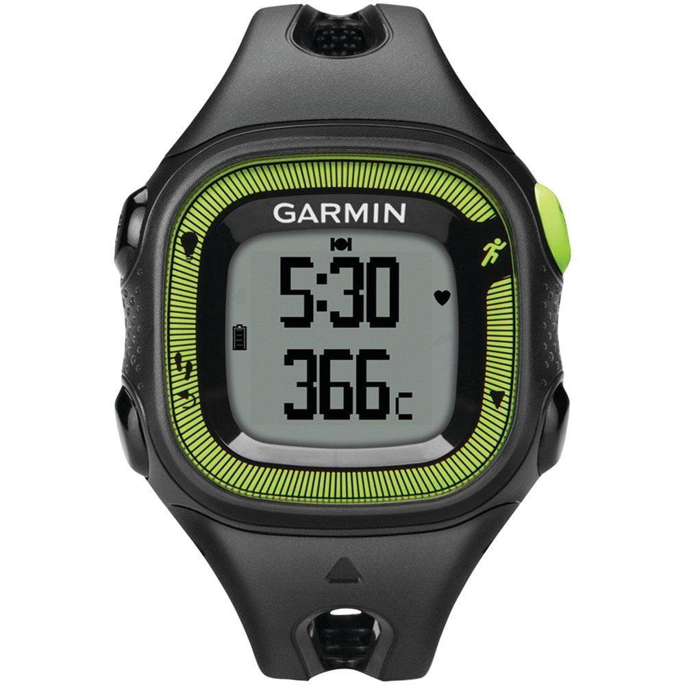Garmin 010-n1241-20 Forerunner 15, Black/green