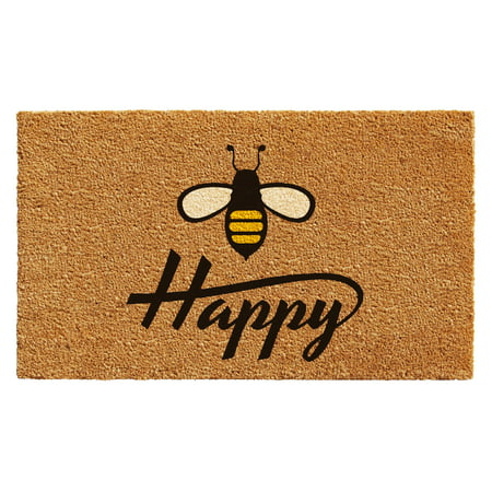 Calloway Mills Bee Happy Outdoor Doormat ()